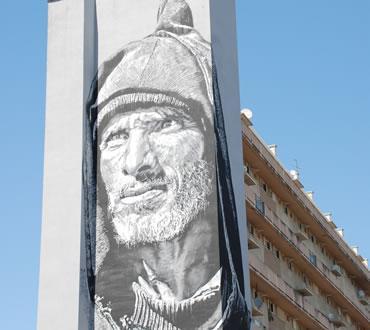 Streert art Toulouse, oeuvre d'Hendrik Beikirch