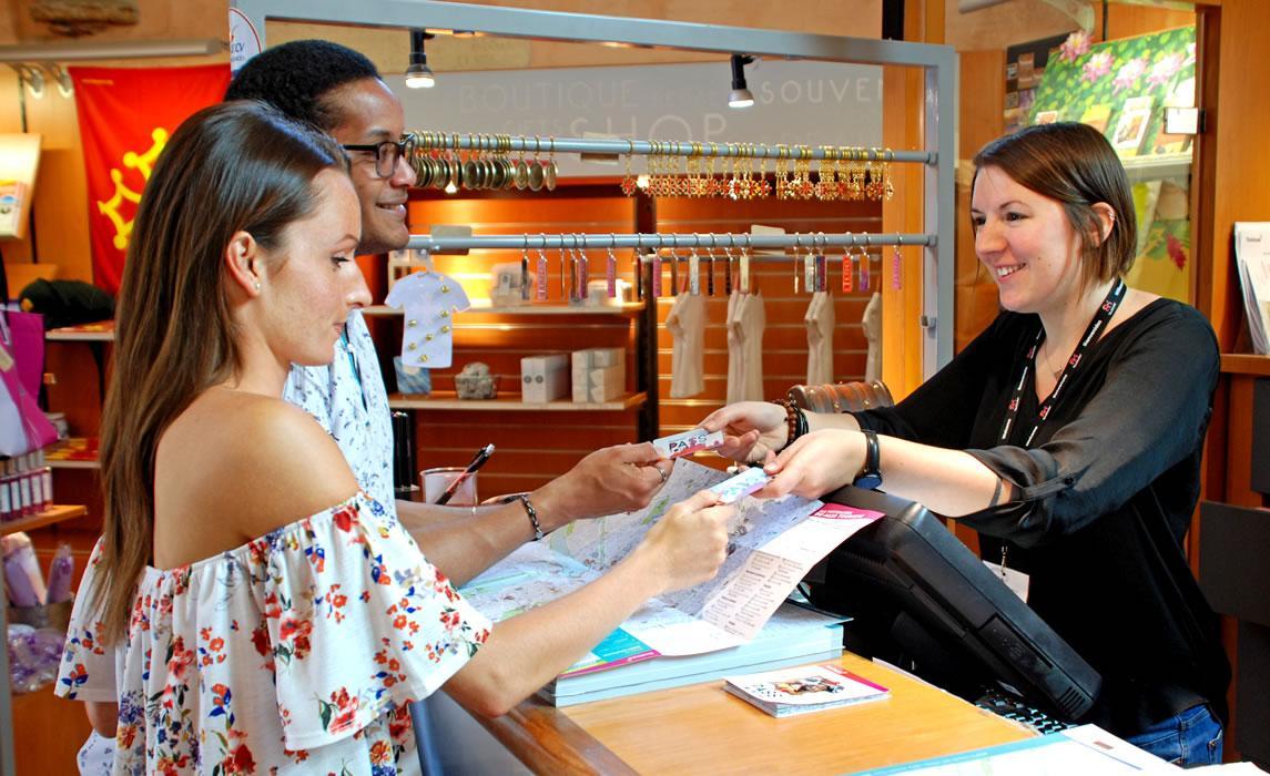 Achetez votre Pass tourisme à l'office de tourisme de Toulouse