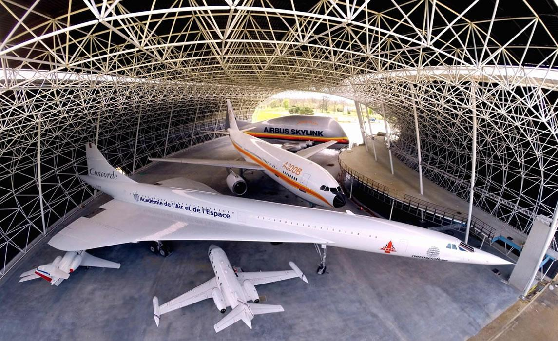 Musée Aeroscopia