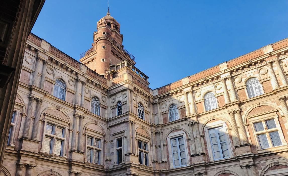 L'hôtel particulier Pierre d'Assézat à Toulouse