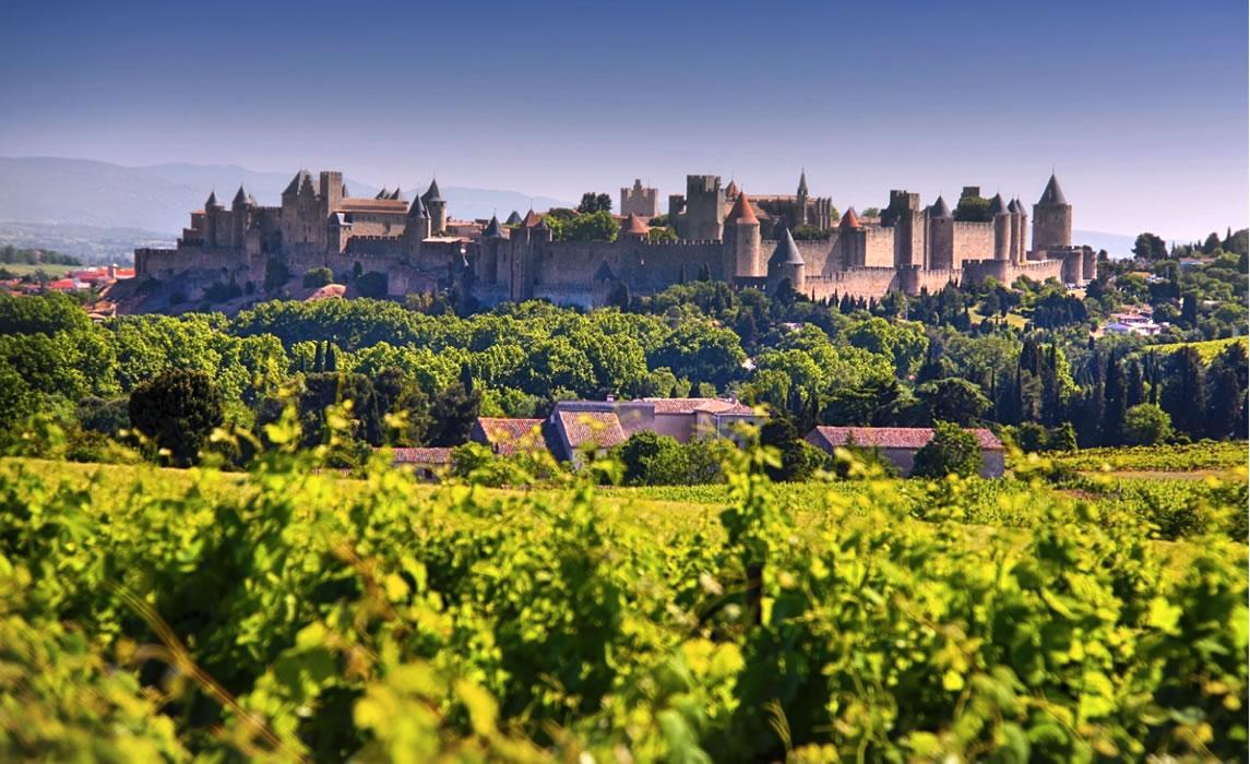 Le Cité médiévale de Carcassonne