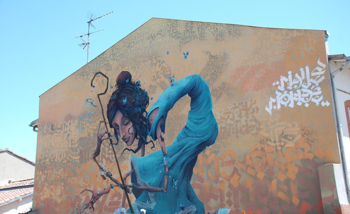 Street art - Toulouse