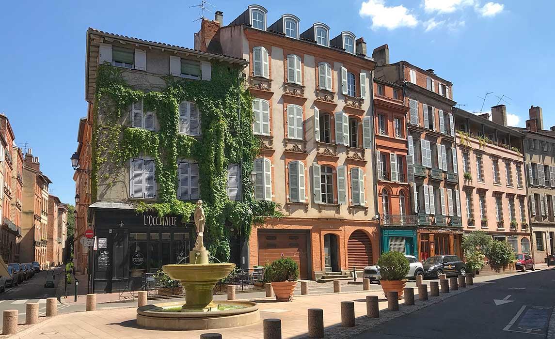 Quartier de Toulouse : Saint-Étienne
