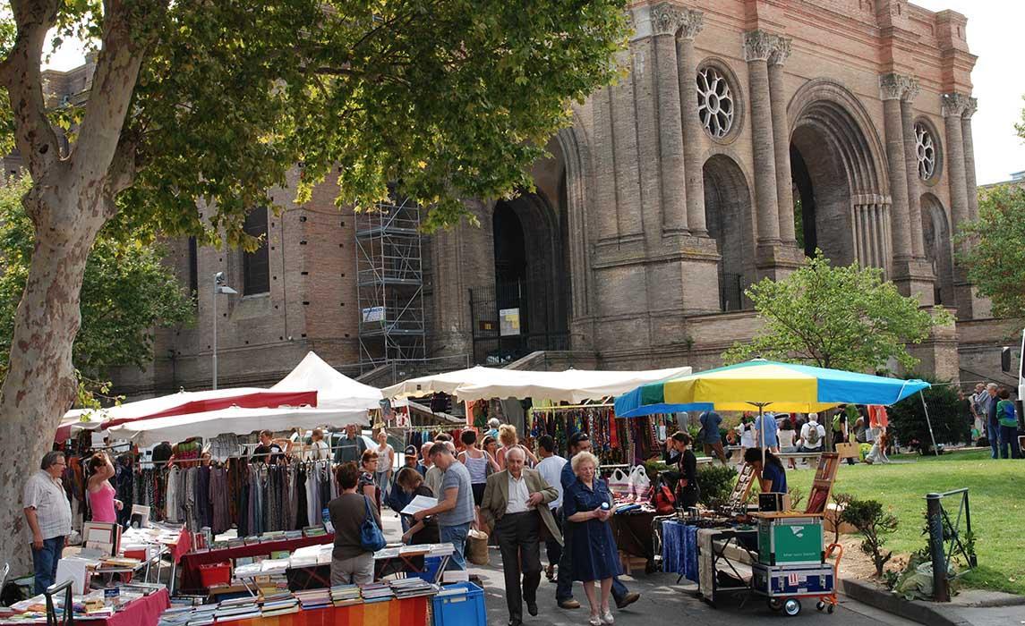 Quartier de Toulouse : Saint-Aubin