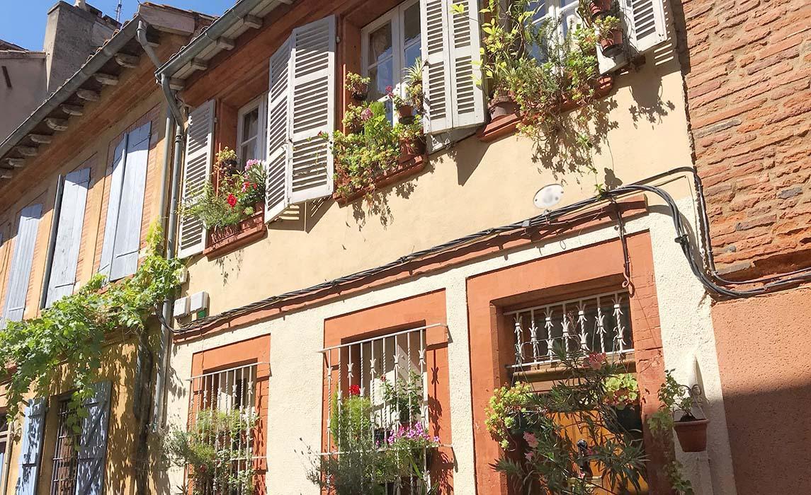 Quartier de Toulouse : Saint-Cyprien