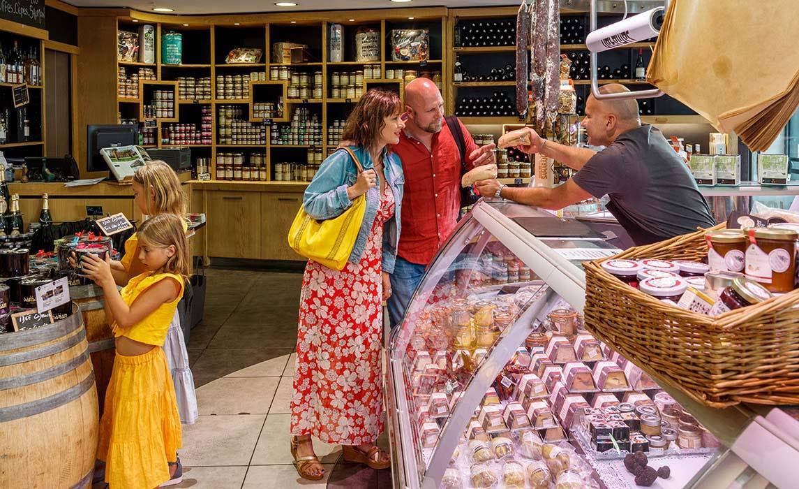 Shopping à Toulouse, les produits régionaux Samaran