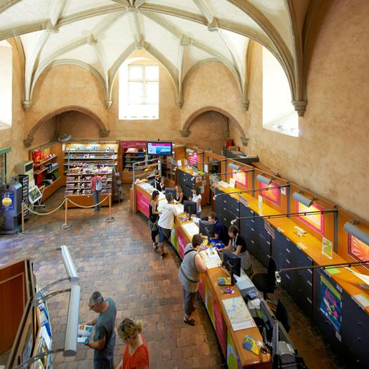 The Tourist Office Tourism In Toulouse France