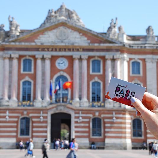 Pass tourisme, le bon plan pour visiter Toulouse