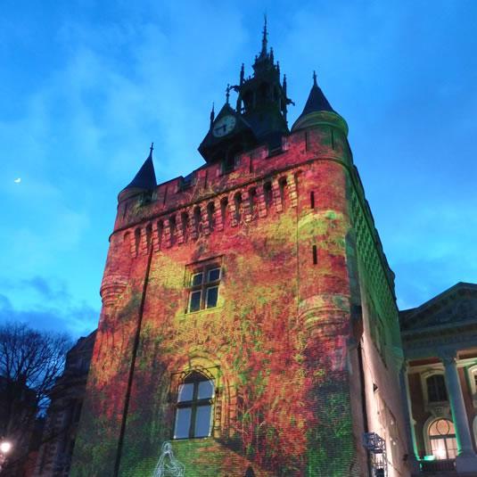 Animations de Noël au Donjon du Capitole à Toulouse