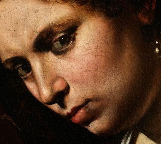 Judith et Holopherne - Le Caravage