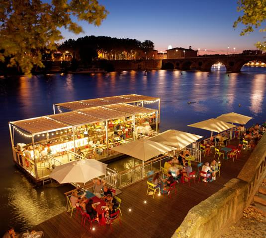 The Guinguettes Tourism In Toulouse