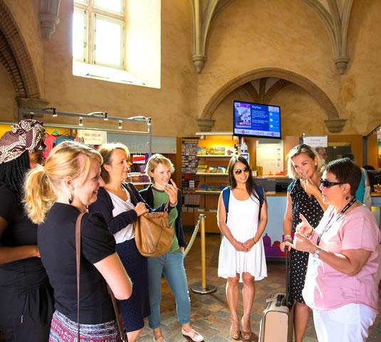 Visite guidée office de tourisme