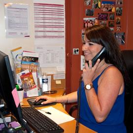 Call center office de tourisme
