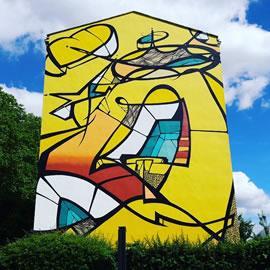 Le street art à Toulouse