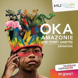 OKA Amazonie, une forêt habitée