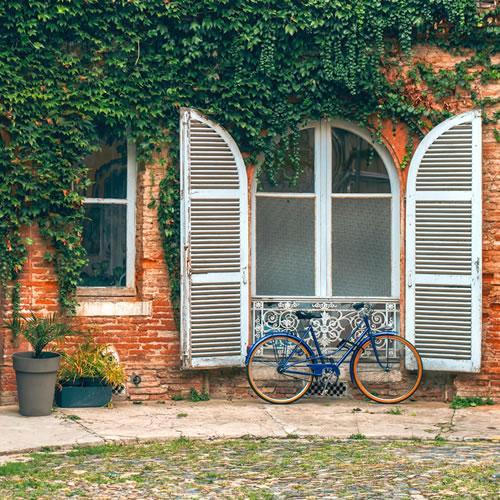 Itinéraires touristiques à Toulouse