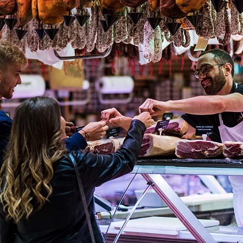Le marché Victor Hugo à Toulouse