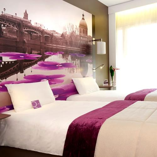 Hôtels à Toulouse