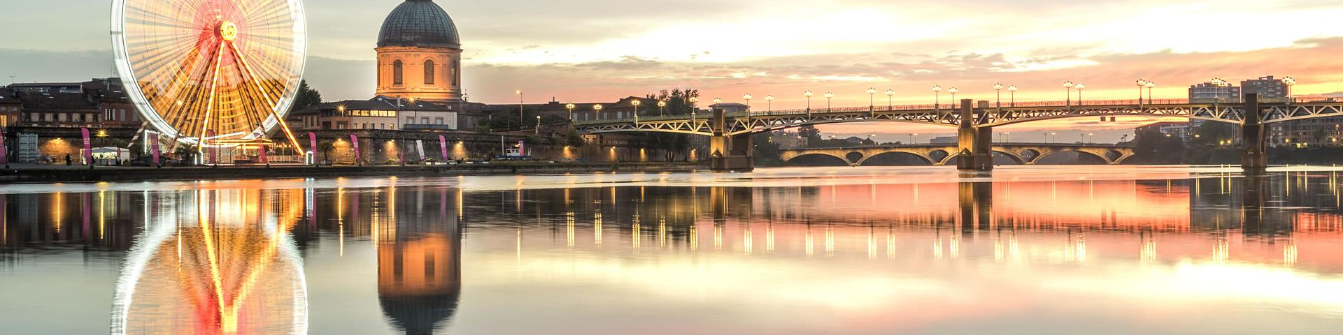 Tourism In Toulouse Holidays Breaks And Outings Visiting The